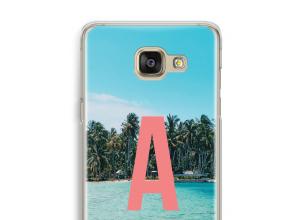 Make your own Galaxy A5 (2016) monogram case