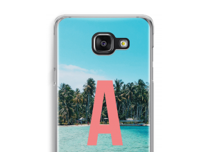 Make your own Galaxy A5 (2016) monogram case