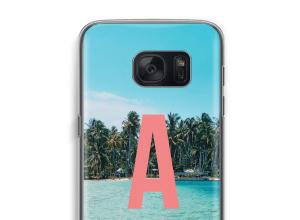 Make your own Galaxy S7 monogram case