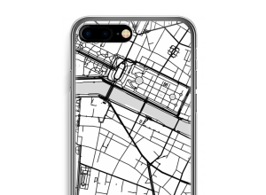 Put a city map on your iPhone 7 PLUS case