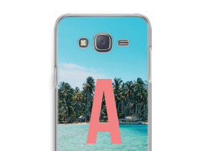 Make your own Galaxy Grand Prime monogram case