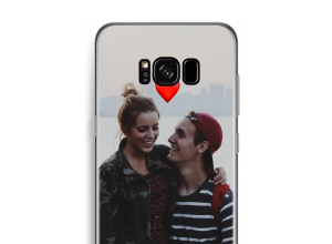 Create your own Galaxy S8 Plus case