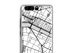 Put a city map on your Ascend P10 case