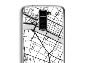 Put a city map on your K10 (2016) case