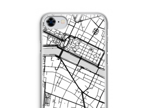 Put a city map on your iPhone 8 case