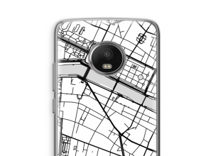 Put a city map on your Moto G5 case