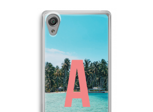 Make your own Xperia XA1 monogram case