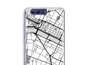 Put a city map on your Honor 9 case