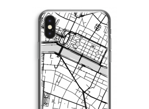 Put a city map on your iPhone X case