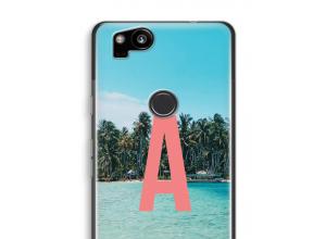 Make your own Pixel 2 monogram case