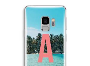 Make your own Galaxy S9 monogram case