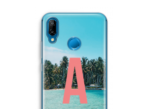 Make your own P20 Lite monogram case