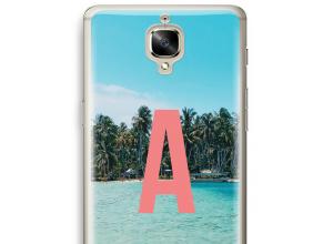 Make your own OnePlus 3 monogram case