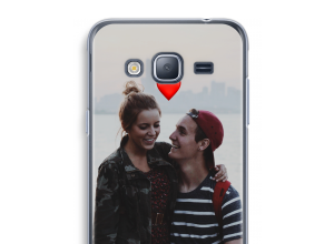 Create your own Galaxy J3 (2016) case