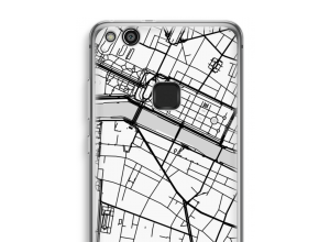 Put a city map on your Ascend P10 Lite case