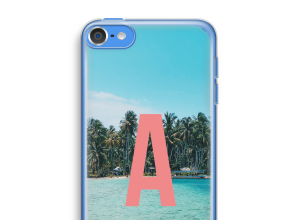 Make your own iPod touch 6 monogram case
