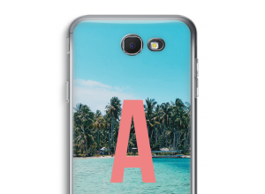 Make your own Galaxy J5 Prime (2017) monogram case