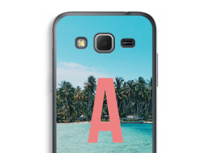 Make your own Galaxy Core Prime monogram case