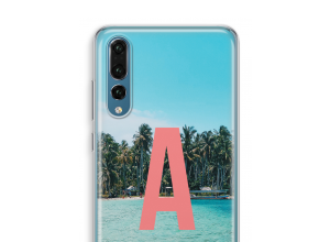 Make your own P20 Pro monogram case