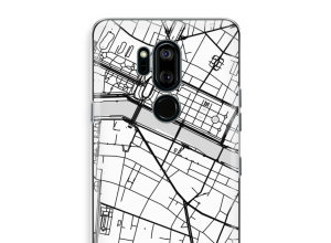 Put a city map on your G7 Thinq case