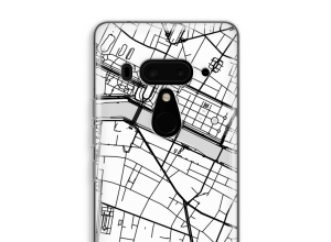 Put a city map on your U12+ case