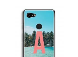 Make your own Pixel 3 monogram case