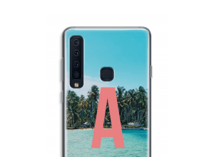 Make your own Galaxy A9 (2018) monogram case