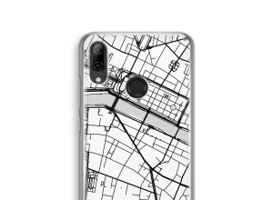 Put a city map on your Honor 10 case