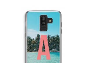 Make your own Galaxy J8 (2018) monogram case