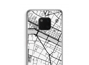 Put a city map on your Mate 20 Pro case