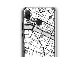 Put a city map on your Nova 3 case