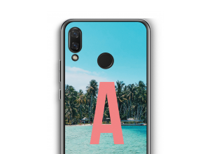 Make your own Nova 3 monogram case