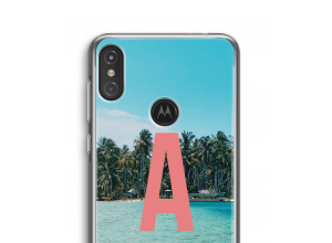 Make your own Moto One Power (P30 Note) monogram case