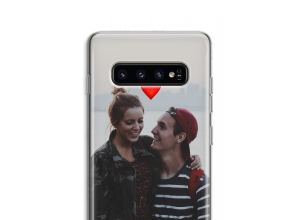 Create your own Galaxy S10 4G case