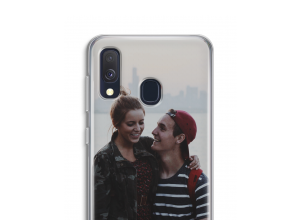 Create your own Galaxy A40 case