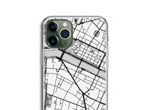 Put a city map on your iPhone 11 Pro Max case