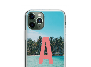 Make your own iPhone 11 Pro Max monogram case