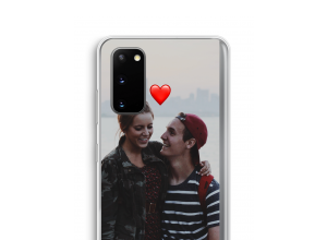 Create your own Galaxy S20 case