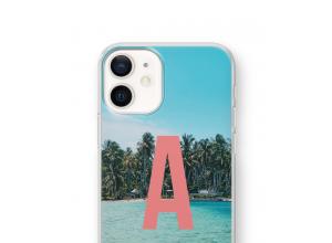 Make your own iPhone 12 mini monogram case