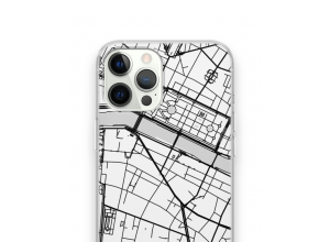 Put a city map on your iPhone 12 Pro case