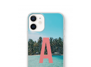 Make your own iPhone 12 monogram case