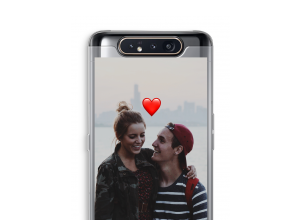 Create your own Galaxy A80 case