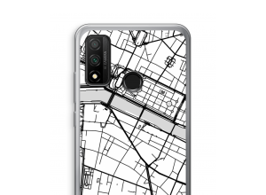 Put a city map on your P Smart (2020) case