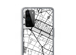 Put a city map on your OnePlus 9 Pro case