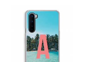 Make your own OnePlus Nord monogram case
