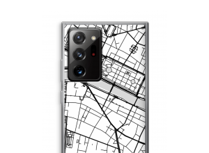 Put a city map on your Galaxy Note 20 Ultra / Note 20 Ultra 5G case