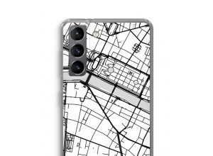 Put a city map on your Galaxy S21 case