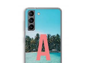 Make your own Galaxy S21 monogram case