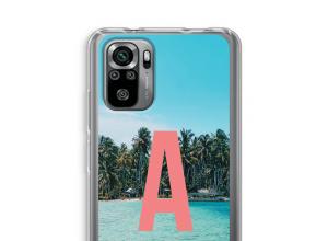 Make your own Xiaomi Redmi Note 10S monogram case